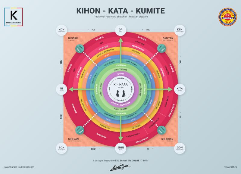 Karate Concepts by Sensei Ilie DOBRE 7 DAN - FRKT