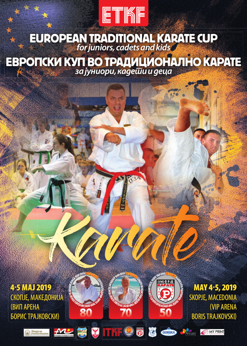 European Traditional Karate CUP 2019