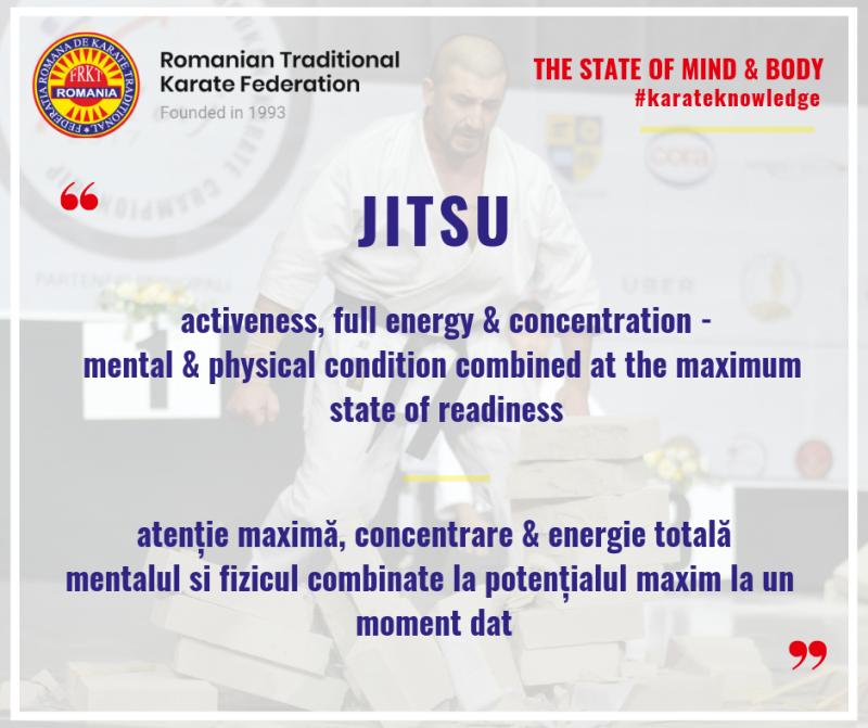 JITSU - Traditional Karate Romania - FRKT