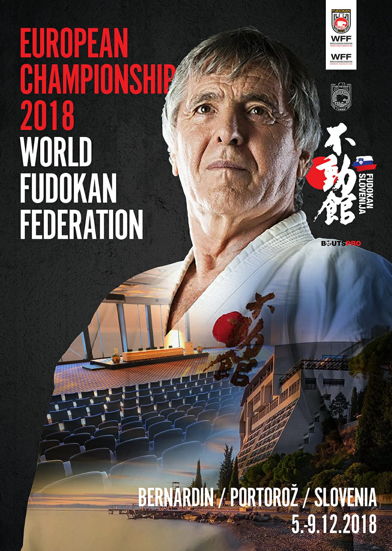 24th European Fudokan Karate Championship for cadets, juniors, youth, seniors and veterans