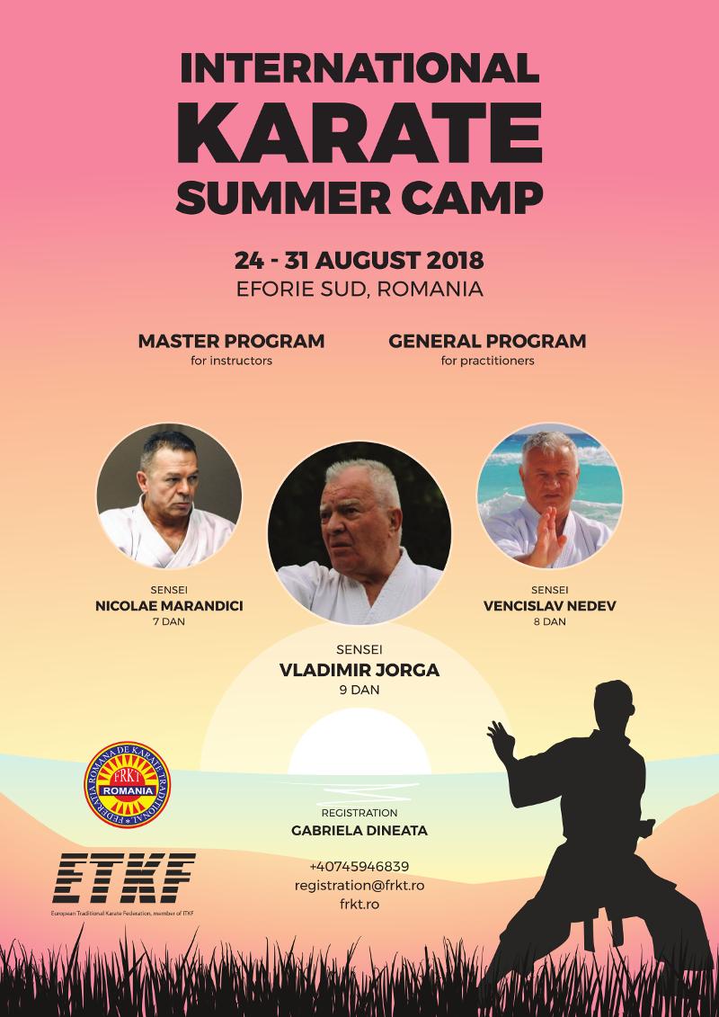 International Summer Camp 2018