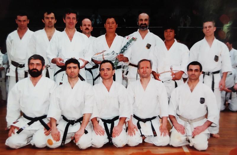 Traditional Karate Team 1996